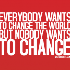 7 Actions of a World Changer